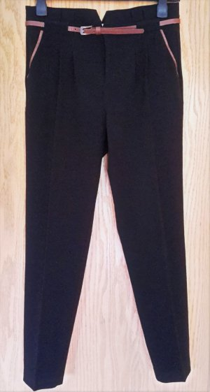 de.corp by Esprit Jersey Pants black mixture fibre