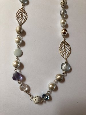 Bijou Brigitte Pearl Necklace multicolored