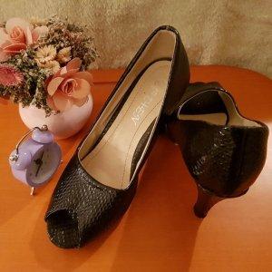 Elegante Pumps Damen  ❤ Sandaletten plateau High Heels