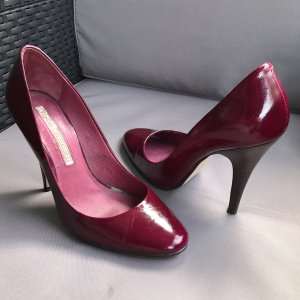 Elegante Pumps in Bordeaux