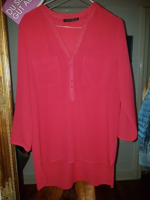 elegante rote Bluse Gr.36