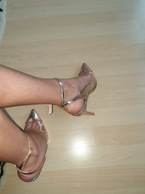 elegante sandalen