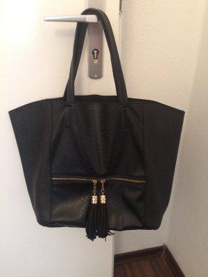 Elegante schlichte Damentasche