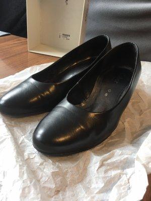 Gabor Comfort Richelieu-schoenen zwart