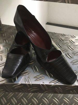 Cappellini Mary Jane Schoenen zwart