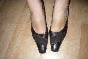 elegante Schuhe Gr. 41 von Rene by ara ,braun