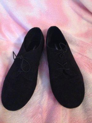 Elegante Schuhe schwarz