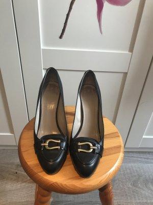 Elegante Schuhe von Hugo Boss mit kleinem versteckten Plateau