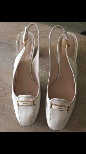 Elegante Schuhe von Prada