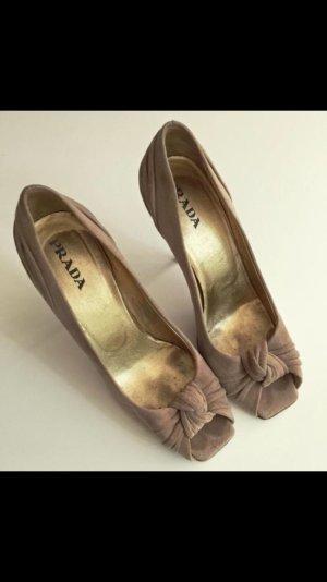 Elegante Schuhe von Prada wie neu