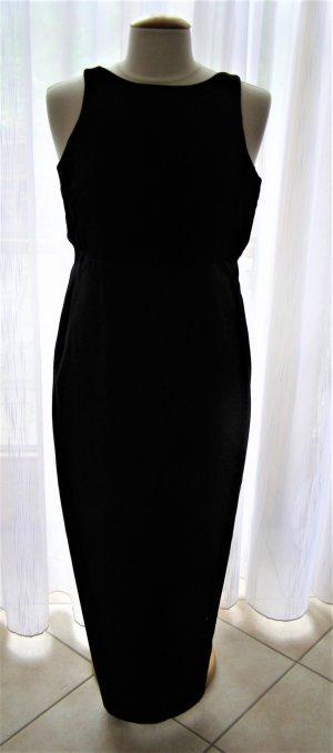 Elegante Schwarze Abend Kleid