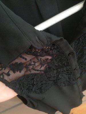 Elegante schwarze Bluse ONLY