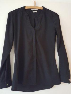 Elegante schwarze Bluse von Rich & Royal