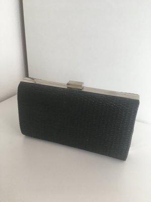 Elegante schwarze clutch