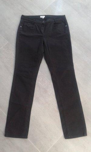 Elegante schwarze Jeans