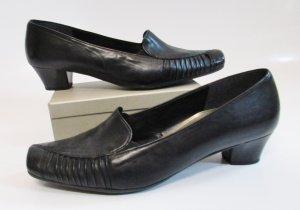 Gabor Comfort Loafer nero Pelle