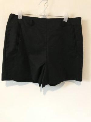 Elegante schwarze Shorts von Zara in Größe S
