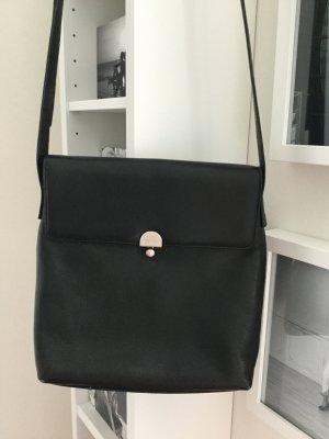 Elegante schwarze Tasche von Picard *Echtleder