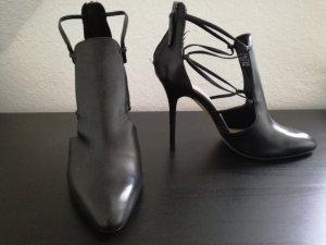 elegante schwarze Zara Pumps