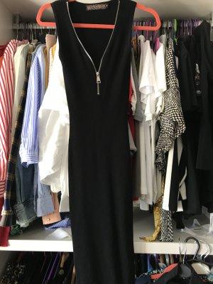 Elegante schwarzes Kleid