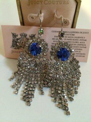 Elegante Silber Ohrringe von Juicy Couture