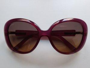 Elegante Sonnenbrille in Violett
