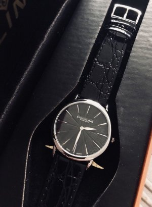 Elegante Stührling Original Armbanduhr