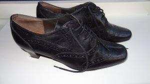 Tamaris Budapest schoenen zwart Leer