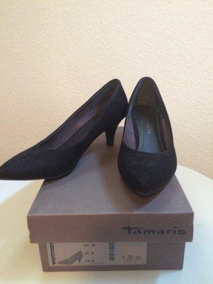 Elegante Tamaris Pumps schwarz