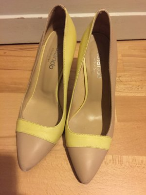 Elegante Two-Tone-Pumps