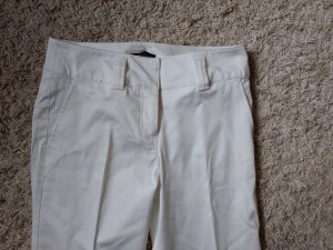 3 Suisses Trousers natural white-white cotton