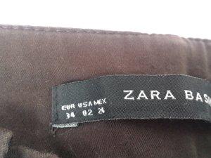 Zara 7/8-broek bruin