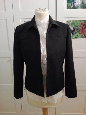 Ann Taylor Blazer noir polyester