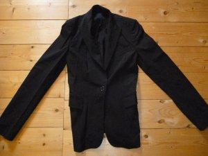 Eleganter Blazer einfach schwarz von Hugo Boss