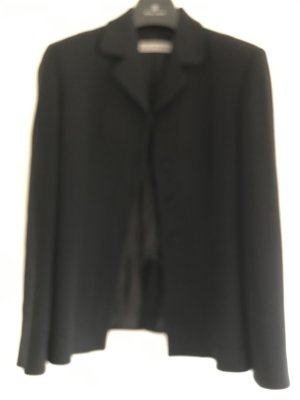 Eleganter Blazer in schwarz von Emporio Armani, Business, Gr.36