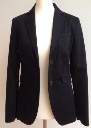 Eleganter Blazer von Mango • Schmaler Business Blazer in Schwarz