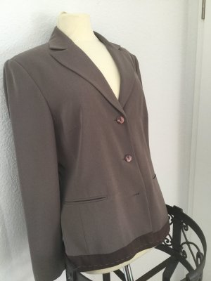 Eleganter brauner Blazer von Cartoon Gr. 40