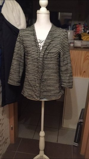 Eleganter Cardigan in boucle Optik