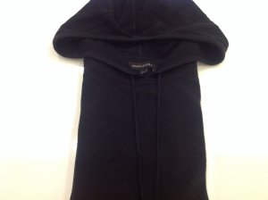 Banana Republic Hooded Sweater black cotton