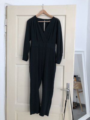 Zara Jumpsuit dark green-forest green