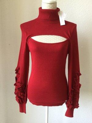 Eleganter Femininer Pullover, NEU