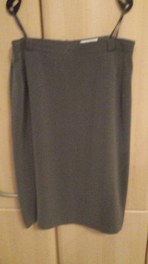 Eleganter grauer Rock von Cavita, Gr. 22, selten getragen