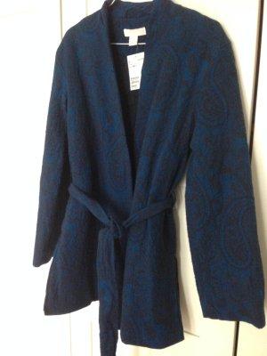 Eleganter H&M Kimono Jacke Balzer Musselin neu