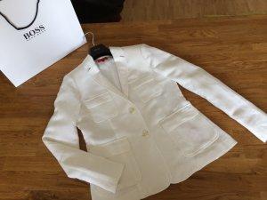 eleganter HUGO BOSS Blazer_Sakko_Gr.38_Baumwolle_neuwertig