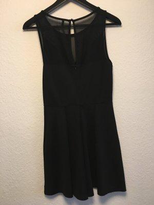 Eleganter Jumpsuit schwarz Gr. S