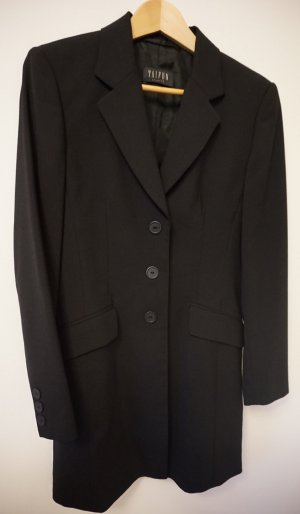 Eleganter Long-Blazer schwarz TAIFUN Stretch Gr. 34