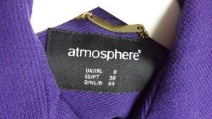 Eleganter Mantel 34 mit Gürtel mit Schnalle atmosphere -kaum getragen