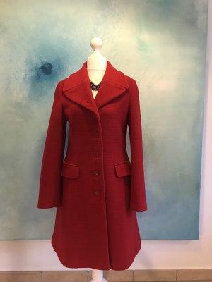 Eleganter Mantel aus Schurwolle von MOSCHINO