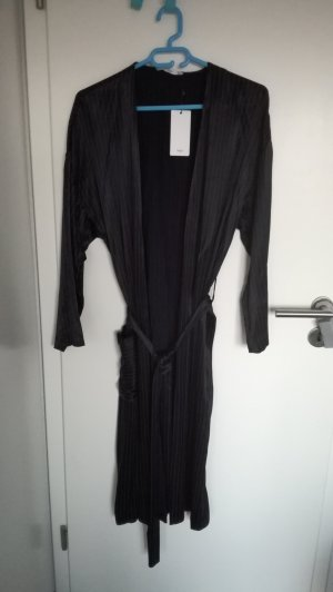 Mango Suit Dressing Gown dark blue