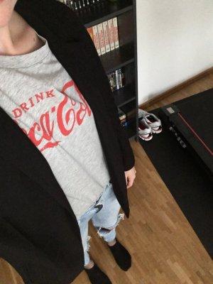 H&M Blazer stile Boyfriend multicolore